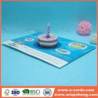 Wholesale Handmade Card Simple Pop Up Paper Art Cards For Kids Template from china suppliers