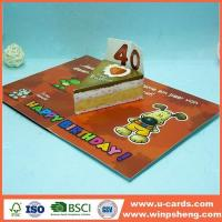 Wholesale Handmade Card Ideas For Making Pop Up Cards For Boys from china suppliers