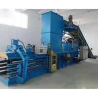 Buy cheap Automatic Waste Paper/Cardboard Baler -LUOHE ORANGE MECHANICAL EQUIPMENT CO.,LTD from wholesalers