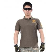 Wholesale T-shirt/Polo U.S. seals the commando TD short sleeve POLO shirt from china suppliers