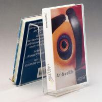 Brochure and Leaflet Holder Acrylic Book Holder