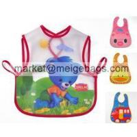 Wholesale Pinafore 100 % Cotton Baby Bib Burp Cloths for Kids from china suppliers