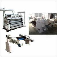 Wholesale 2 Layer Corrugated Cardboard Making Machine from china suppliers