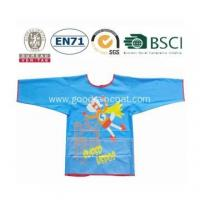 Wholesale kids waterproof apron/drawing apron from china suppliers