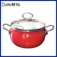 Wholesale Enamelware Casserole Farberware Cookware Set from china suppliers
