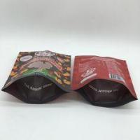 Wholesale 40mm Bottom Guest Pet Food Bag Stand Up Pouches Pressure Resisitance from china suppliers