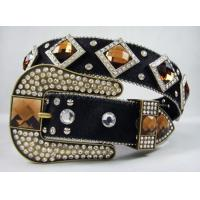 Wholesale Wholesale new design crystal rhinestone belt for wedding dress, small orders are accepted from china suppliers