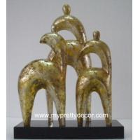 Clear Resin Decoration Statue