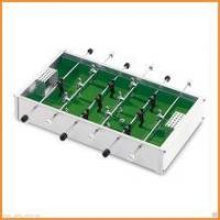 Wholesale hot sold mini Alu. table top football game set(GYTF01001) from china suppliers