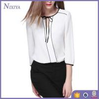 Wholesale Designer Blouse,Summer Blouses,White Blouses For Women from china suppliers