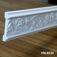 Fireproof Interior Decoration PU Panel Mouldings