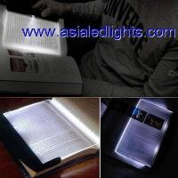 Wholesale Magic Night Vision Light LED Reading Book Flat Plate from china suppliers