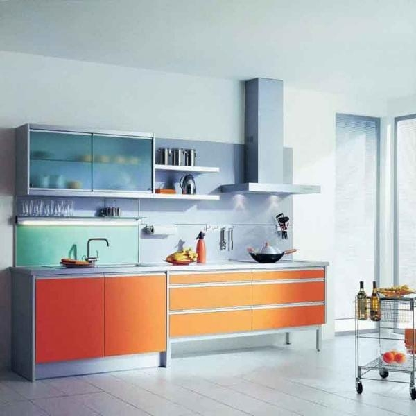 Degrease Kitchen Cabinets: Unique Design Painted Kitchen Cabinets Of Item 48946450