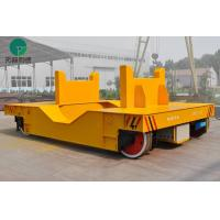 molten steel Slag and scrap handling Ladle transfer car manufacturer