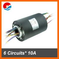 Wholesale Conductive through bore slip ring 1'' (25.4mm) hole size with 24 wires contact from china suppliers