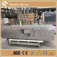 Wholesale Wholesale Cheapest White G602 Granite Slabs from china suppliers