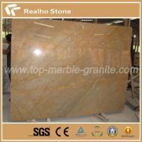 Yellow Landscape Wooden Sandstone