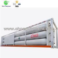 Wholesale 10-tube 40FT Contianer Jumbo Tube Skid Mobile Semi-trailer from china suppliers