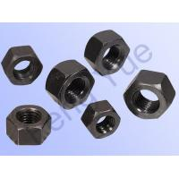 heave hex nut ASTM A194 2H HEAVY HEX NUT ASTM A563 DH, A563M