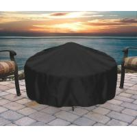 """Wholesale 40"""" Round Black Fire Pit Cover from china suppliers"""