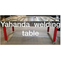 Wholesale 3D Welding table and fixtures from china suppliers
