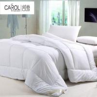 Wholesale T180 Fabric Stitching Soft Skin Friendly Polyester Filling Duvet from china suppliers