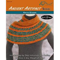 Buy cheap KNITTING PATTERNS ANCIENT ARTIFACT Shawl from wholesalers