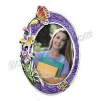 Wholesale Butterfly Garden Oval Picture Frame HM1213 from china suppliers