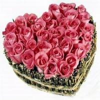 Wholesale Cupid Heart Of Roses NO.47 delivery flower to china from china suppliers