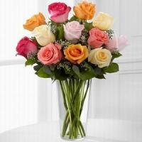 Wholesale Valentine's Day flower Graceful Rose BouquetNO.1 delivery flower to china from china suppliers