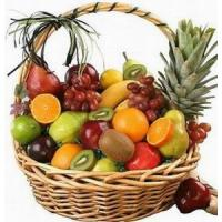 Wholesale Exotic Fruit Basket NO.14 delivery basket to china from china suppliers