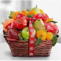 Wholesale Fruitful Tidings Holiday Fruit Basket NO.17 delivery basket from china suppliers