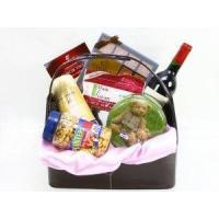 Buy cheap HAMPER NO.4 delivery christmas hamper to china from wholesalers