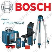 Wholesale Bosch GRL240HVCK-RT Self-Leveling Rotary Laser Level Kit GRL240HVCK-RT Factory Reconditioned from china suppliers