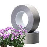 China Yuanjinghe Silver Polyester Taffeta Fabric Conductive Tape Highflex RF Shielding Materials Factory on sale