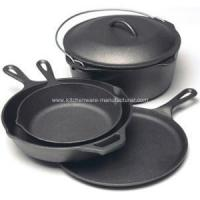 Wholesale Round Kitchen Dutch Oven from china suppliers