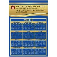 Wholesale Calendar Sq Crnr 4.94inch X 2.91inch Magnets from china suppliers