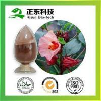 Buy cheap High Quality Roselle Extract Powder 10:1 Supplier from wholesalers