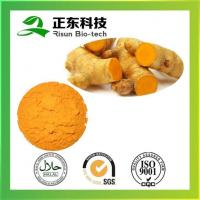 Buy cheap Factory Supply Natural Chinese Plant Extract Curcumin 95% from wholesalers