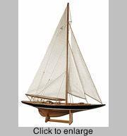 Wholesale MODEL YACHTS Item# ENDEAVOUR from china suppliers