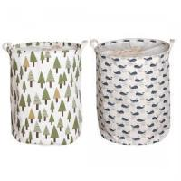 Wholesale Household Essentials Hanging Cotton Canvas Laundry Hamper by Household Essential from china suppliers