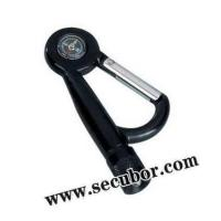 Wholesale Multifunctional Bandana Carabiner with Led Light Flashlight from china suppliers
