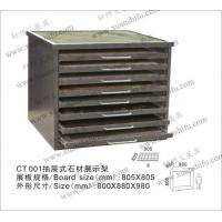Wholesale CT001 Stone Showroom Counter Designs from china suppliers