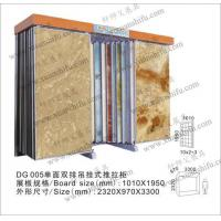 Wholesale DG005 sliding sample display for porcelain tile from china suppliers