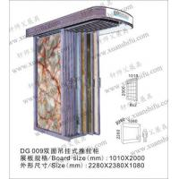 Wholesale DG009 hot sale showroom rack for engineer stone from china suppliers