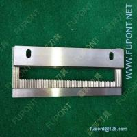 China PAPER GUILLOTINE KNIFE,Enveloped-cut plastc machines knife on sale