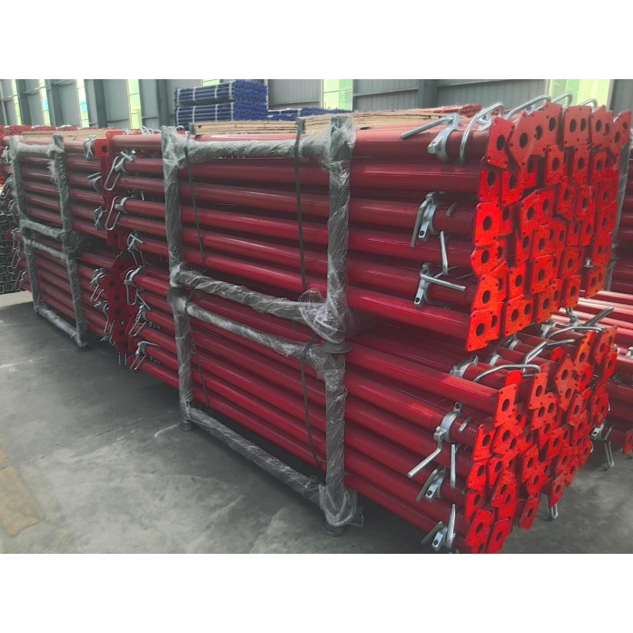 China Adjustable pipe support on sale