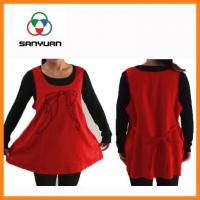 Colourful Electromagnetic Shielding Maternity Clothing