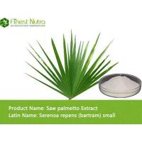 Buy cheap Saw Palmetto Extract - Fatty Acid 25% from wholesalers