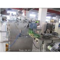 Wholesale High Quality spoon fork Napkin packing machine tissue wrapper from china suppliers